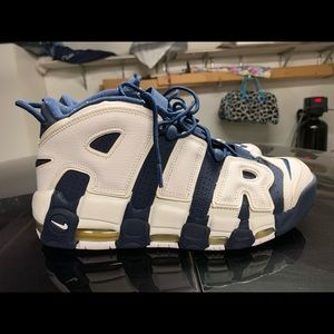 Nike air uptempo olympics size 10 Scottie pippen